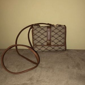 Etienne Aigner Crossbody Bag/ Clutch Card holder